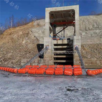 水电站拦污漂制造工艺