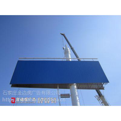 青海称多县单立柱制作-案例遍布全国