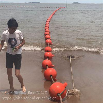 40公分高强度双耳浮球海上警示浮球加工厂
