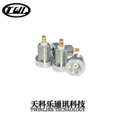 mcx连接器母头焊接医疗设备