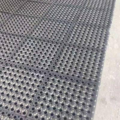 排水板凸点朝向 蓄排水架空板 遂宁车库顶板排水板