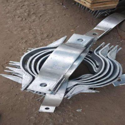 电力卡盘经销商 盛业交通设施 电力卡盘 热镀锌电力卡盘厂家