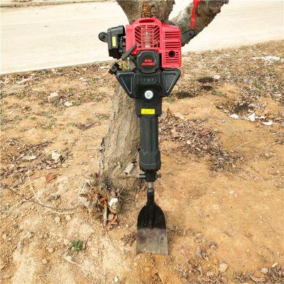 小型起树移栽机 果园林挖树机 园林移苗机