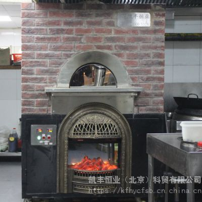 仿真火链式比萨炉温度设置
