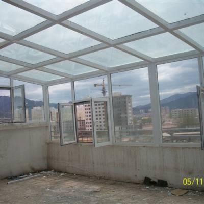 北京顺义区玻璃房彩钢房安装制作,阳光房搭建