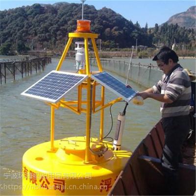 新型多参数水质监测浮标塑料航标加工
