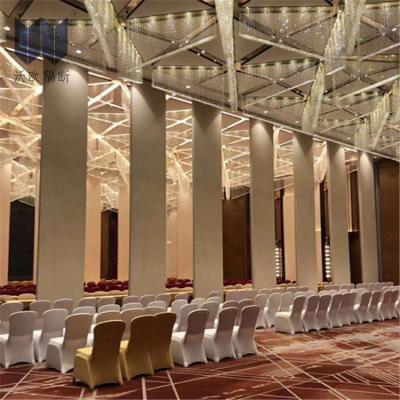 移动隔断门 /活动屏风厂家/酒店宴会厅高隔断墙定制厂家承接全国工程
