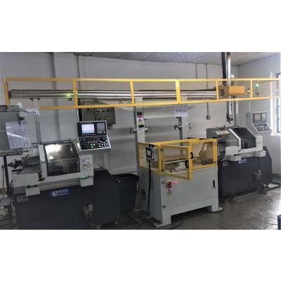 车床机械手-CNC机械手-桁架机械手价格-数控车床机械手厂家-机床上下料机器人多少钱