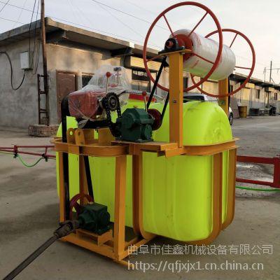 果园专用打药机 拖拉机带汽油喷雾器价格 佳鑫果树喷药机