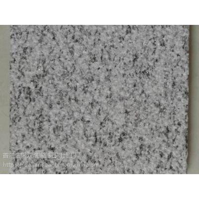 灰色白色地铺花岗岩芝麻白多少钱
