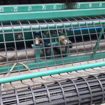 钢塑土工格栅厂家 路基加固钢塑格栅价格