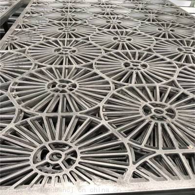 户外艺术雕花氟碳铝单板-雕花铝单板幕墙-厂家免费工地测量