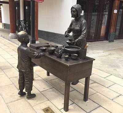 水泥雕塑订做-水泥雕塑-一木雕塑制作(查看)