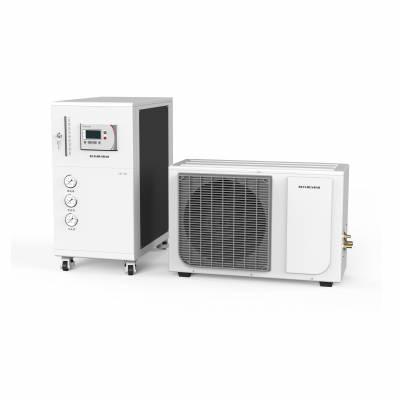 瑞绅葆CW-S分体风冷式水冷机