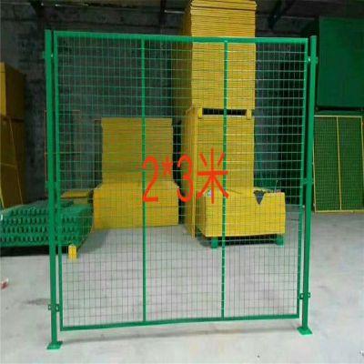 车间设备隔离网 厂区仓库防护网 框架护栏网厂家