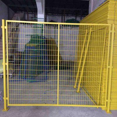 组装式围栏网 仓库隔离网现货 厂区隔断护栏