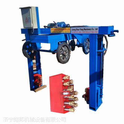 路邦机械 SY-2D自动行走可升降凿毛机 箱梁立面自动凿毛机