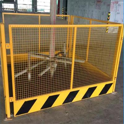 腾欧 基坑护栏网工地 巴彦淖尔 基坑临边防护楼梯 临时护栏网厚度