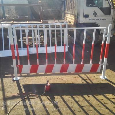 安平厂家 警示基坑护栏 基坑护栏 基坑防护栅栏 优质