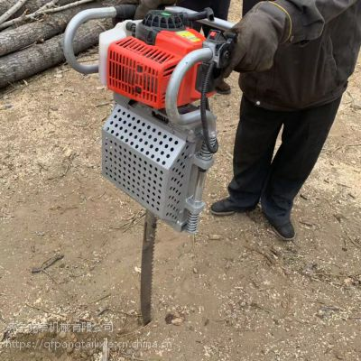 便携式挖树机如何日常保养机器 铲树机一手货源