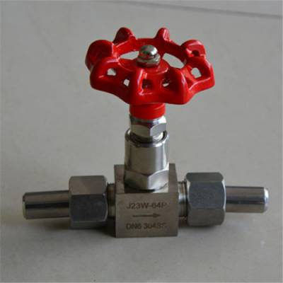 J23W外螺纹针型阀厂家推荐