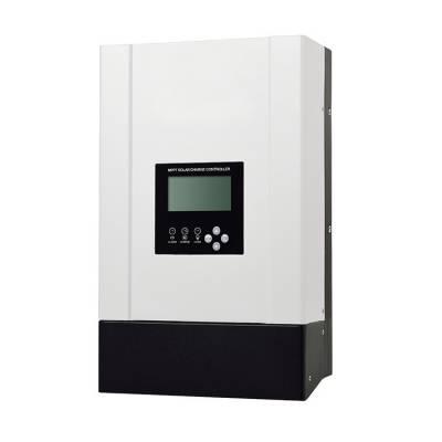 MPPT太阳能控制器20A到100A12/24/36/48v电压自动识别光伏系统充电器