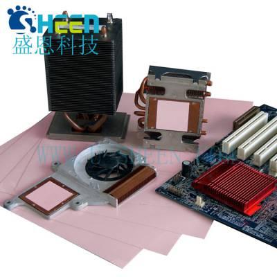 盛恩高可靠性汽车电子导热相变片生产商3.0W/MK