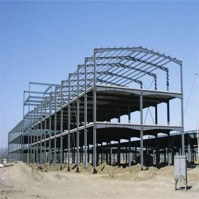 榆林简易钢结构厂房安装-北方钢结构