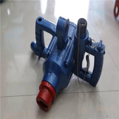 厂家直销ZQS-45-3.5气动手持式钻机冲击式手持钻机气动价格优惠