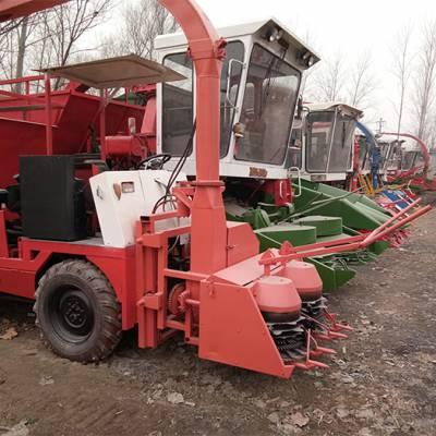 大型玉米收割机-收割机-丰沃机械品质保证(查看)