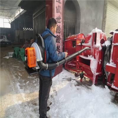树叶吹雪机 背负式吹雪机 吹雪机生产厂家