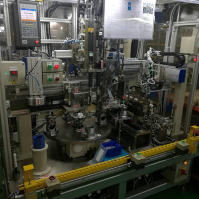 无锡高精度伺服压机自动化装配线厂家
