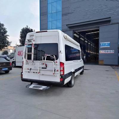 江淮星瑞B型房车 现代盛图旅居车工厂直供