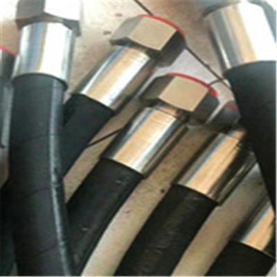 河北直销抗静电高压阻燃耐火胶管 高压铠装钢丝编织胶管 高压胶管批发