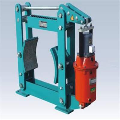 起重机抱闸制动器 液压油缸推动器 行车刹车制动器闸瓦片