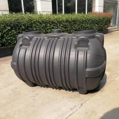 1.5立方三格一体化粪池新型无害化 承压强度高厂家直销