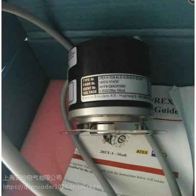 体积小功能全SCH16F-2000-D-03-14-50-01-S3丹麦SCANCON编码器