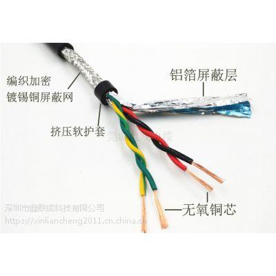 超高柔耐弯曲信号传输拖链电线实测过500万次