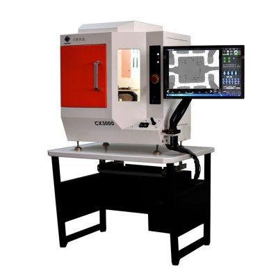 小型X射线透视检测仪 台式X光机 微焦点X-RAY 日联科技