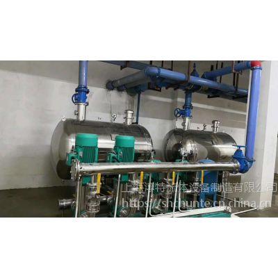 304不锈钢无负压变频供水设备生产厂家