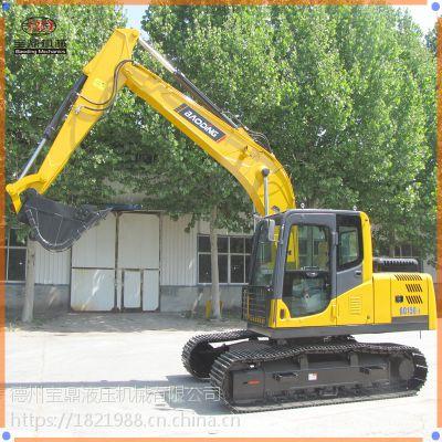 宝鼎BD150-8挖掘机,国产中小型履带式挖掘机