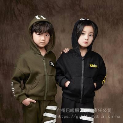 如何找精品品牌时尚韩版潮流秋装童装厂家货源?