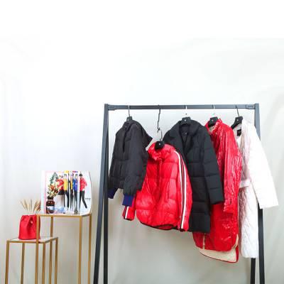 奥薇纳品牌折扣代理加盟商 杭州女装尾货库存批发市场 武汉中高端大码女装批发商城