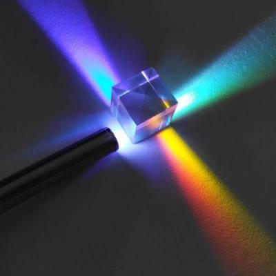 宏升光电 分光棱镜 合束镜 立方棱镜 二向色棱镜 合色棱镜