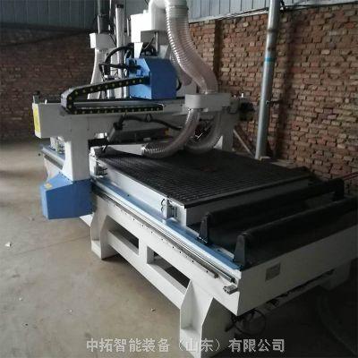全自动四工序雕刻机 全自动数控开料机 数控车床雕刻机