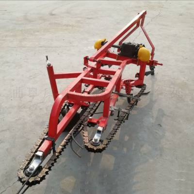 杭州花生收获机机械拖拉机牵引型花生收获机
