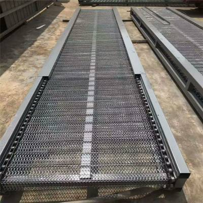 四川食品流水线输送机厂家定制 提升爬坡输送
