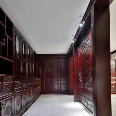 长沙定制高端家具辉派品牌,原木餐桌,餐椅定制客户放心