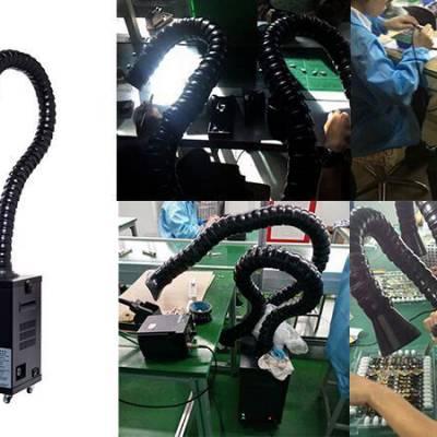 电路板焊锡烟雾吸烟机 线路板焊锡排烟机