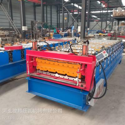 供应 840/900双层压瓦机 C型钢机器 全自动电脑控制 操作简单